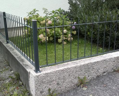 Gartenumzäunung von Hillerzeder aus dem Salzburger Land